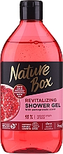 Parfémy, Parfumerie, kosmetika Sprchový gel - Nature Box Pomegranate Oil Shover Gel