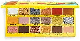 Parfémy, Parfumerie, kosmetika Paleta očních stínů - Makeup Revolution I Heart Revolution Tasty Palette Pizza