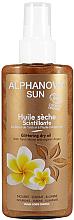 Parfémy, Parfumerie, kosmetika Zářící olej na tělo - Alphanova Sun Dry Oil Sparkling