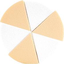 Parfémy, Parfumerie, kosmetika Trojúhelníkové houbičky na make-up - Astra Make-Up Precision Foundation Sponges