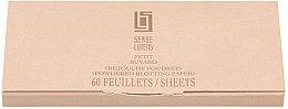 Parfémy, Parfumerie, kosmetika Matující pleťové ubrousky - Serge Lutens Powdered Blotting Paper