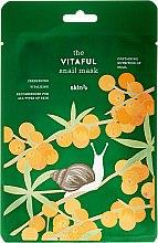 Parfémy, Parfumerie, kosmetika Maska na obličej - Skin79 The Vitaful Snail Mask