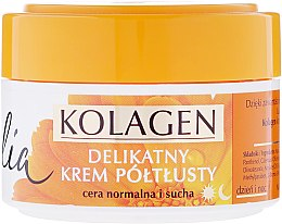 Parfémy, Parfumerie, kosmetika Krém na obličej - Celia Collagen Soft Semi-Rich Face Cream