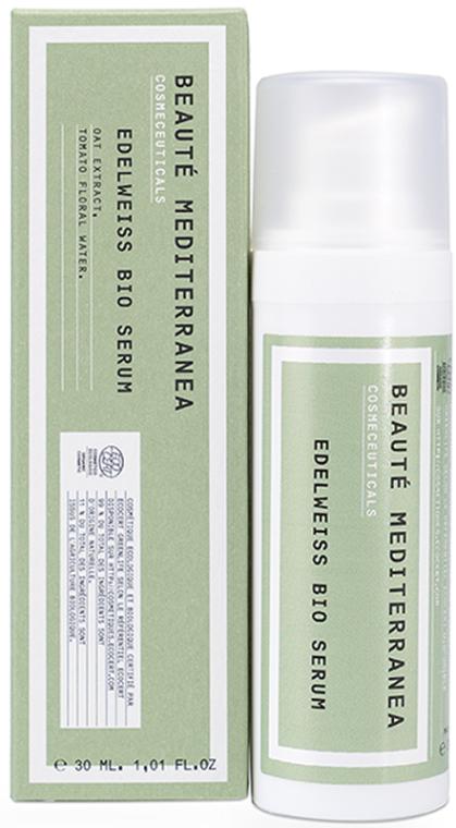 Bio-sérum s extraktem z protěže - Beaute Mediterranea Edelweiss Bio Serum