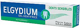 Parfémy, Parfumerie, kosmetika Gelová zubní pasta - Elgydium Sensitive Teeth Toothpaste Gel