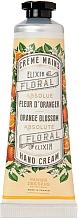 Parfémy, Parfumerie, kosmetika Krém na ruce Pomerančový květ - Panier Des Sens Orange Blossom Heand Cream