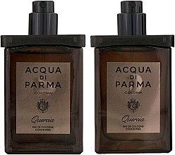 Parfémy, Parfumerie, kosmetika Acqua di Parma Colonia Quercia Travel Spray Refill - Kolínská voda