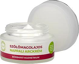 Parfémy, Parfumerie, kosmetika Denní krém s olejem z hroznových jader - Yamuna Grape Seed Oil Day Cream
