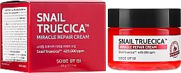 Parfémy, Parfumerie, kosmetika Revitalizační krém se šnekovým mucinem a ceramidy - Some By Mi Snail Truecica Miracle Repair Cream
