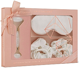 Parfémy, Parfumerie, kosmetika Sada - Crystallove Clear Quartz Home SPA Set
