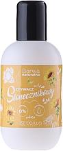 Parfémy, Parfumerie, kosmetika Tekutina pro odstranění laku ze slunečnice - Barwa Natural Nail Polish Remover