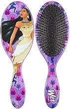 Parfémy, Parfumerie, kosmetika Kartáč na vlasy, Pocahontas - Wet Brush Disney Princess Original Detangler Pocahontas
