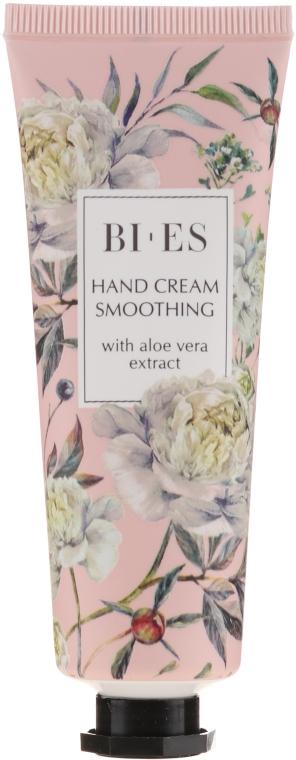 Vyhlazující krém na ruce s extraktem aloe vera - Bi-es Smoothing Hand Cream With Aloe Vera Extract