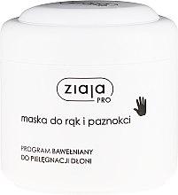 Parfémy, Parfumerie, kosmetika Maska na ruce a nehty - Ziaja Pro Hand and Nail Mask