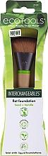 Parfémy, Parfumerie, kosmetika Náhradní štětce na make-up - EcoTools Flat Foundation Interchangeable