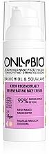 Parfémy, Parfumerie, kosmetika Regenerační pleťový krém - Only Bio Bakuchiol & Squalane Regenerating Cream