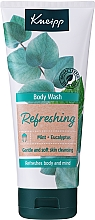 Sprchový gel s mátou a eukalyptem - Kneipp Mint and Eucalyptus Body Wash — foto N1