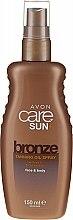 Parfémy, Parfumerie, kosmetika Hydratační olej ve spreji na tělo - Avon Sun Care