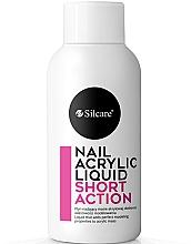 Parfémy, Parfumerie, kosmetika Akrylový roztok - Silcare Nail Acrylic Liquid Standart Shot Action