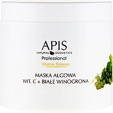 Parfémy, Parfumerie, kosmetika Alginátová maska na obličej - APIS Professional Vitamin-Balance Algae Mask