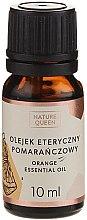 "Parfémy, Parfumerie, kosmetika Esenciální olej ""Pomeranč"" - Nature Queen Essential Oil Orange"