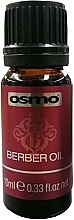 Parfémy, Parfumerie, kosmetika Přípravek pro úpravu vlasů s oleji z avokáda, kokosu a arganu - Osmo Berber Oil (mini)