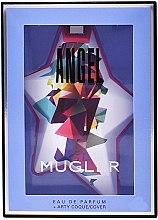 Parfémy, Parfumerie, kosmetika Mugler Angel Arty Collection - Parfémovaná voda