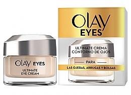 Parfémy, Parfumerie, kosmetika Oční krém - Olay Eyes Ultimate Eye Contour Cream