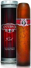 Parfémy, Parfumerie, kosmetika Cuba Red - Toaletní voda