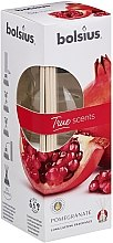 "Parfémy, Parfumerie, kosmetika Aromadifuzér ""Granátové jablko"" - Bolsius Fragrance Diffuser True Scents Pomegranate"