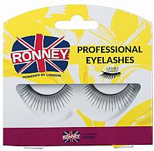 Parfémy, Parfumerie, kosmetika Umělé řasy, syntetické - Ronney Professional Eyelashes RL00021