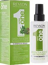 Parfémy, Parfumerie, kosmetika Maska-sprej na vlasy - Revlon Professional Uniq One Green Tea Scent Hair Treatment