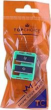 Parfémy, Parfumerie, kosmetika Dvojité ořezávátko na tužku, 2199, zelené - Top Choice