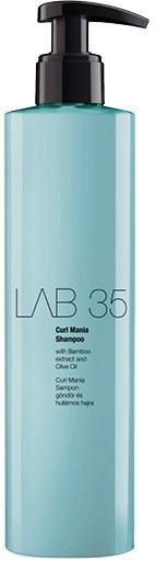 Šampon pro kudrnaté a vlnité vlasy - Kallos Cosmetics Lab 35 Curl Shampoo