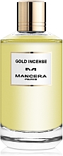 Parfémy, Parfumerie, kosmetika Mancera Gold Incense - Parfémovaná voda