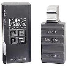 Parfémy, Parfumerie, kosmetika Omerta Force Majeure the Challenge - Toaletní voda