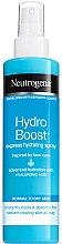 Parfémy, Parfumerie, kosmetika Hydratační sprej na tělo - Neutrogena Hydro Boost Express Hydrating Spray