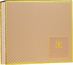 Parfémy, Parfumerie, kosmetika Trussardi Delicate Rose - Sada (edt/30ml + b/l/30mlx2)
