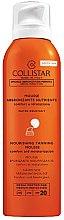 Parfémy, Parfumerie, kosmetika Opalovací mousse - Collistar Abbronzante Nutriente Mousse SPF 20