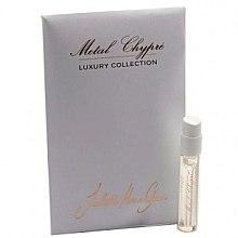 Parfémy, Parfumerie, kosmetika Juliette Has a Gun Metal Chypre - Parfémovaná voda (vzorek)