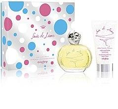 Parfémy, Parfumerie, kosmetika Sisley Soir de Lune - Sada (edp 100ml + 150 b.cr)