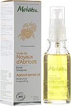 Parfémy, Parfumerie, kosmetika Meruňkový olej na obličej - Melvita Huiles De Beaute Apricot Kernel Oil
