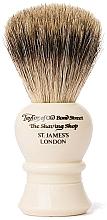 Parfémy, Parfumerie, kosmetika Holicí štětec, P2234, béžový - Taylor of Old Bond Street Shaving Brush Pure Badger size M