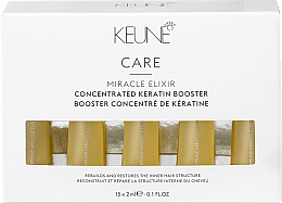 Parfémy, Parfumerie, kosmetika Koncentrovaný keratinový booster na vlasy - Keune Care Miracle Elixir Concentrated Keratin Booster