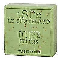 Parfémy, Parfumerie, kosmetika Mýdlo - Le Chatelard 1802 Soap Magnolia Olive Leaves