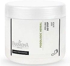 Parfémy, Parfumerie, kosmetika Peeling na chodidla - Farmona Professional Podologic Herbal