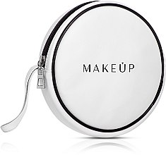 Parfémy, Parfumerie, kosmetika Kosmetická taštičká bílá - MakeUp