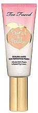 Parfémy, Parfumerie, kosmetika Chladící matující primer pod make-up - Too Faced Primed & Peachy Primer Baza (Pink)