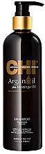Parfémy, Parfumerie, kosmetika Obnovující šampon - CHI Argan Oil Plus Moringa Oil Shampoo