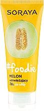 Parfémy, Parfumerie, kosmetika Hydratační mousse na nohy - Soraya Foodie Melon Mus